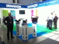 DURABOOK exhibited at INNOPROM2013 in Russia